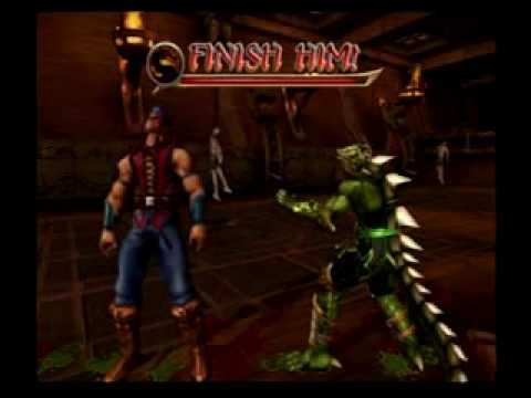 Mortal Kombat Armageddon - Reptile - 1/2