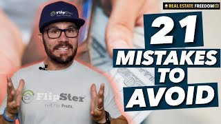 Real Estate Mistakes Flipping Houses