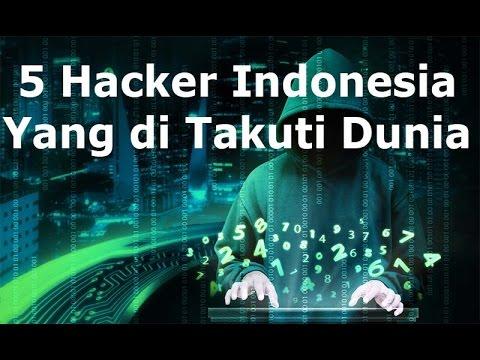 5 Hacker Indonesia Yang di Takuti Dunia