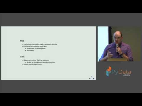 Austin Rochford   Variational Inference in Python