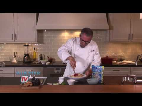 Blue Star Garlic and Chili Crab Dip by Chef Michael Schwartz