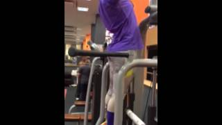 Алина Фрадина-упражнение для спины!
