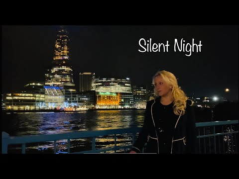 Silent Night in London - Nicole Crespo O'Donoghue
