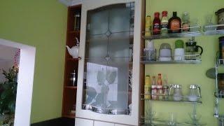 #Полка для #кухни своими руками.(Видео о том, как заделать свободное место, когда #кухонный #гарнитур по-размеру не очень подошёл. #полка..., 2016-04-26T10:05:10.000Z)