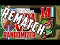 Zelda 3: A Link to the Past - Randomizer Rematch Race! - Part 14 | TBC Plays