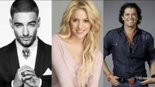 La Bicicleta Carlos Vives Shakira ft Maluma