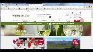 Waitrose Cellar Voucher Help - Wines Direct 2015