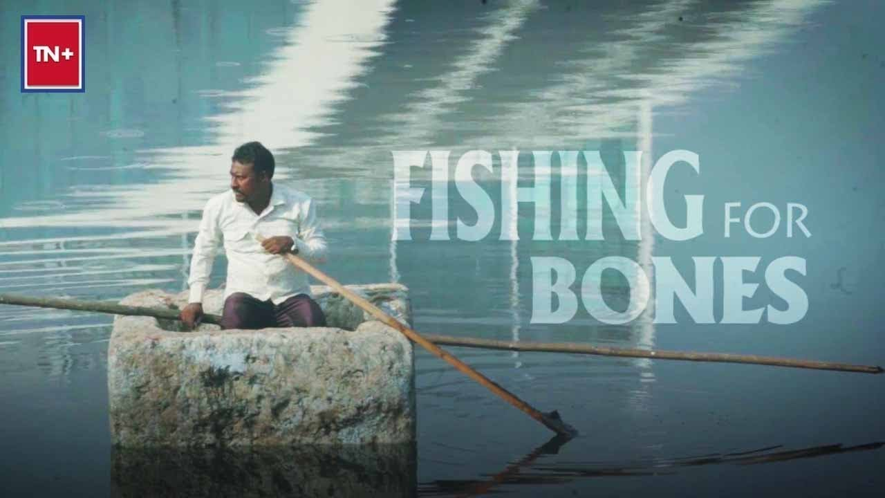 Meet the man who fishes human body parts for a living