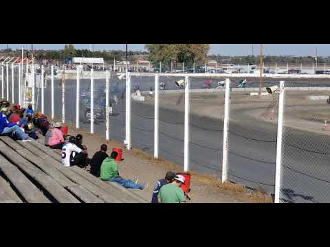 10/13/19 Colorado 270 Mirco sprints A-main at I-76 Speedway