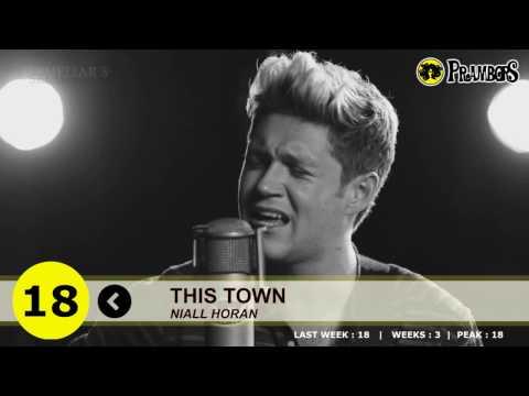 Prambors Top 40 Countdown This Week - November 5,  2016 (Indonesia)