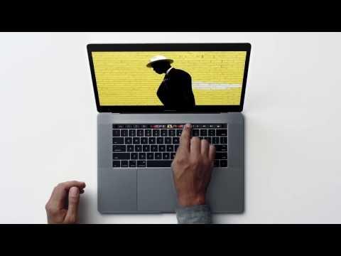 #AtYourFingertips MacBook Pro