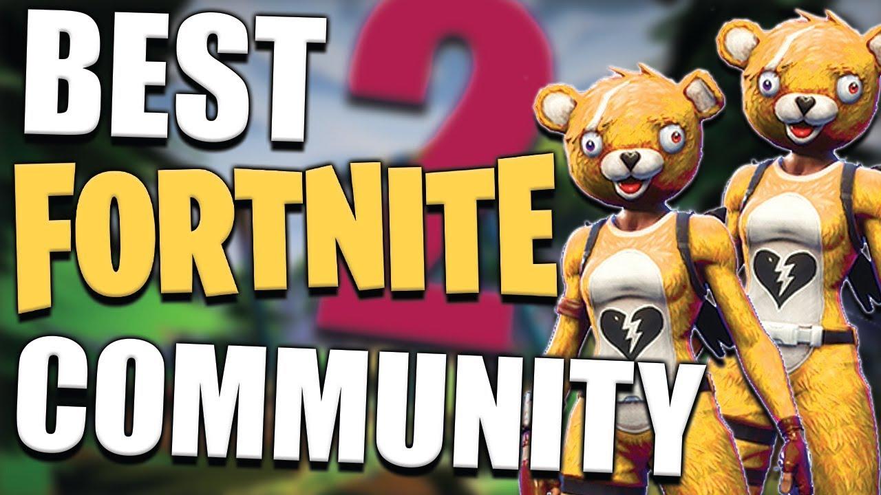 The best fortnite community ep 2 cuddle team leader youtube - Cuddle team leader from fortnite ...