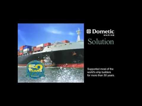 Dometic Marine for Commercial, Workboat, Military