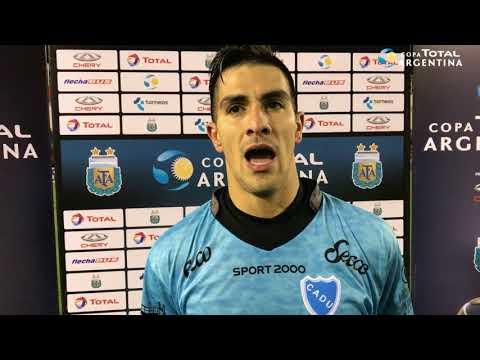 Sebastián Contreras - Defensores Unidos