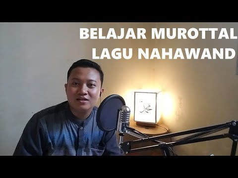 Belajar Bareng Murottal Lagu Nahawand Part 1