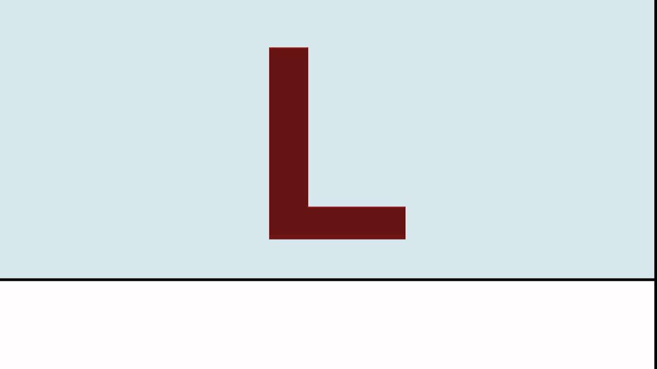 alphabet adventure series the letter l youtube
