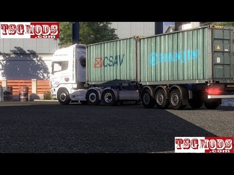Life Of A Virtual Trucker Part 20 ( Luxembourg To Dijon )
