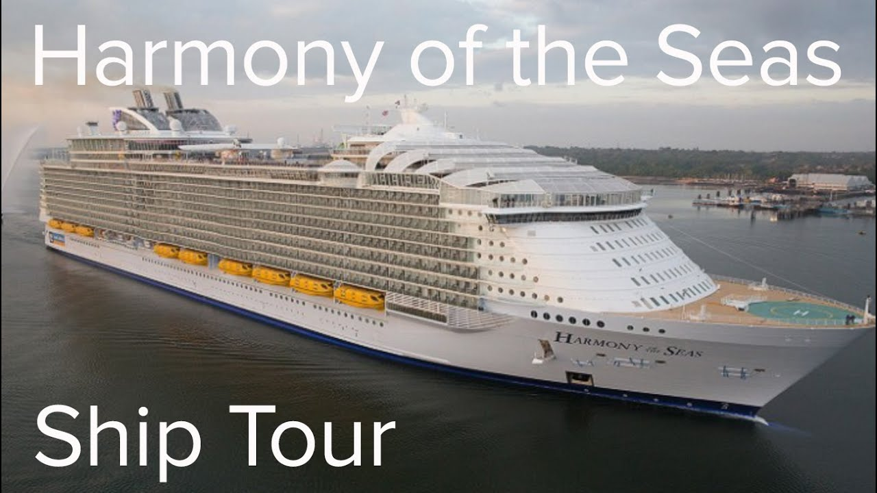 Explore The Beauty Of Caribbean: Full Ship Tour (Royal Caribbean