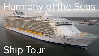 A tour of royal caribbean's brand new ship, harmony the seas. for booking enquiries visit www.loveitbookit.com or call 0203 393 1003 music: www.bensound.com