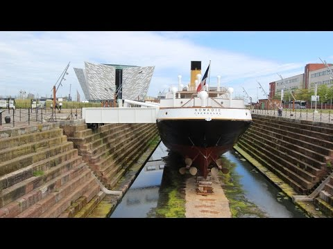 A Brief History of SS Nomadic