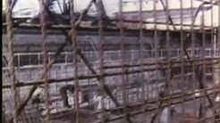 Bau der Fehmarnsundbrücke und Fährbahnhof Puttgarden