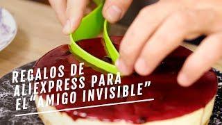 EL COMIDISTA | Regalos de Aliexpress para vengarse en el 'amigo invisible'