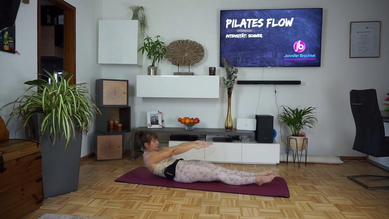 "Trailer: ""Pilates Flow"""
