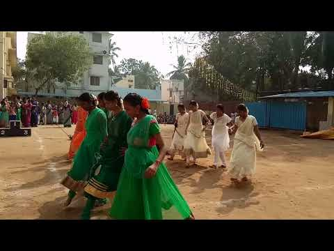 Enathu india dance by rotary scl myd girls