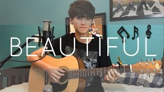 Beautiful - Crush - 도깨비(Goblin) OST - Cover (fingerstyle/vocal)