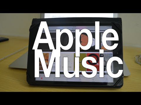 Apple Music - Apple's Music Streaming Service - Detailed Walkthrough