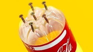 17 Гениальных Способов Использования Пластиковых Бутылок