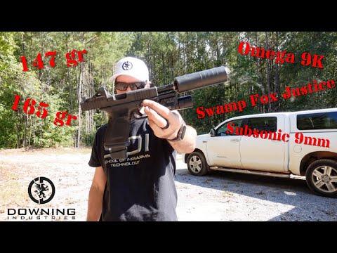 Omega 9K + Glock19 + Subsonic = Fun