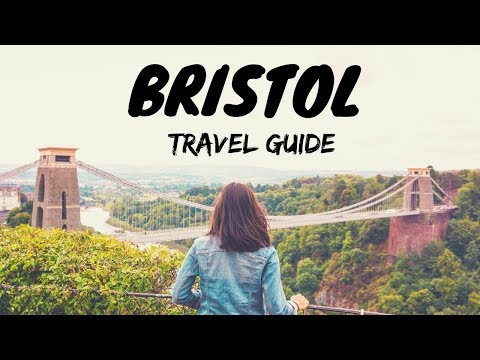 BEST THINGS TO DO IN BRISTOL UK 🇬🇧 BRISTOL TRAVEL GUIDE | VLOG