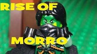LEGO NINJAGO THE MOVIE - RISE OF MORRO - PART 16-22