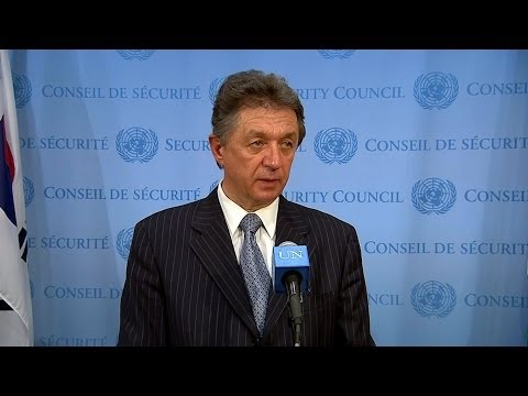 Yuirey Sergeyev: Ukraine Conflict 'Inspired from Outside'