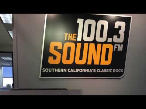 KSWD 100.3 The Sound Los Angeles - FINAL 7 Hours: Pt 1 - Andy & Gina - November 16 2017