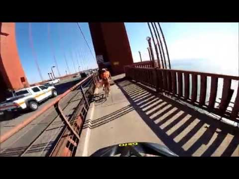 Golden Gate Bridge to Marin Headlands to Sausalito