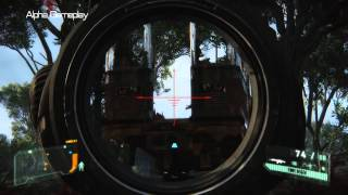 Crysis 3 | The Fields: Single Player Gameplay Preview