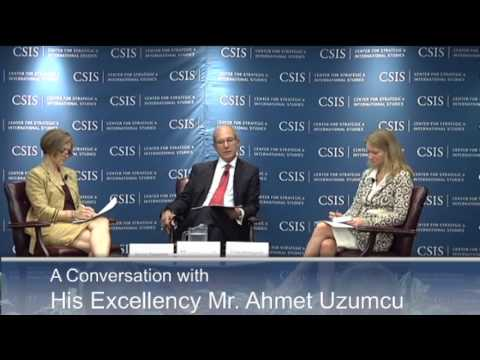 A Conversation with His Excellency Mr. Ahmet Uzumcu