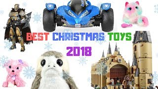 21 Best Toys For Christmas 2018! For Boys And Girls.