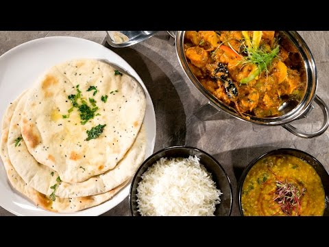 Karahi Prawns, Dal Tadka, Home Made Naan | Dip In Kitchen Epsiode 10