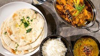Karahi Prawns, Dal Tadka, Home Made Naan | Dip In Kitchen Epsiode 10