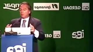 Paulo Guedes explica a economia do Brasil em segundos