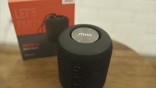 Mivi Octave Portable Bluetooth Speaker Unboxing & Overview