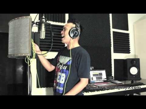 "Bon Jovi - Thank You For Loving Me ""Cover by Bryan Magsayo"""