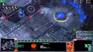 Revival (Z) vs HwangSin (P) - G3 - StarCraft 2 - SC1949