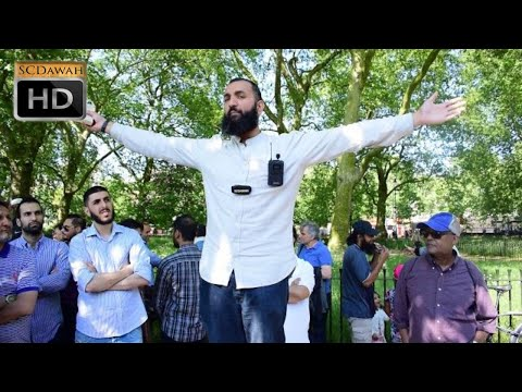 P1 - True Islam! Suboor & Atheist | Speakers Corner | Hyde Park