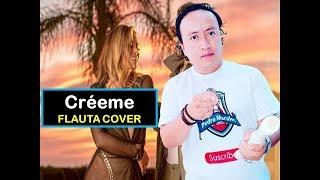 Karol G, Maluma - Créeme (FLAUTA COVER)