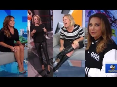 Briscoe In Black Leather Plus Robin Meade And Jennifer Westhoven 11