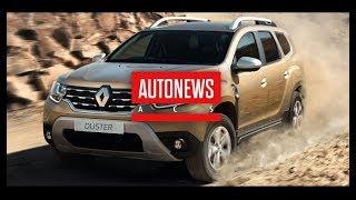 видео Обновленный Renault Koleos официально представлен